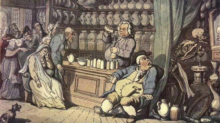 Funzing Talks | A History of Dodgy Medicine