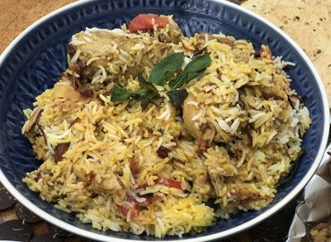 Indian Cooking Masterclass - Perfect Your Biryani