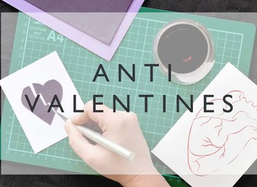 Create an Alternative Valentine's Day Paper Art