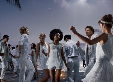 White Party at The Roof Gardens