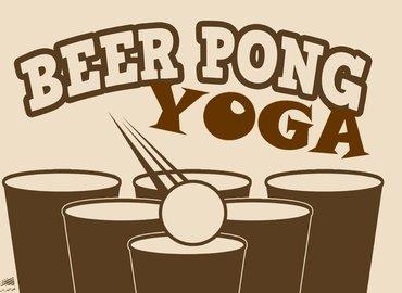 BEER PONG Yoga| WARRIOR FLOW
