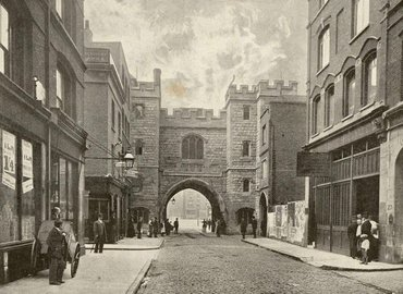 Medieval London Photography Tour