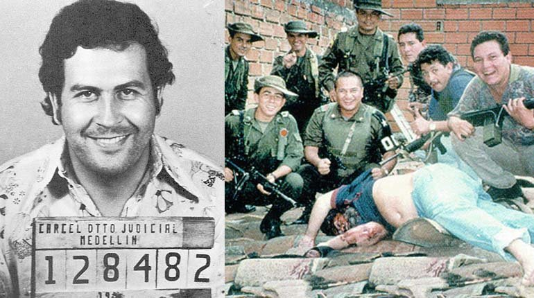 Pablo Escobar - The Real Story   Bristol