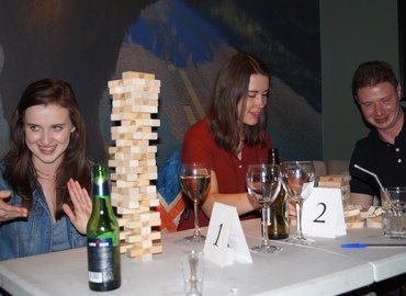 Drunk Jenga Speed Dating @ Nordic Bar (Ages 23-35)