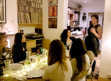 Making Time for You Supper Club
