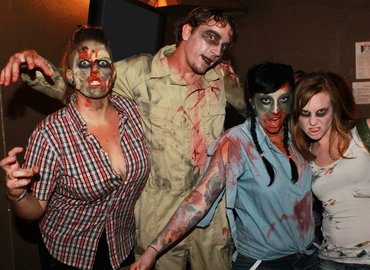 End of the World Pub Crawl & Zombie Walk