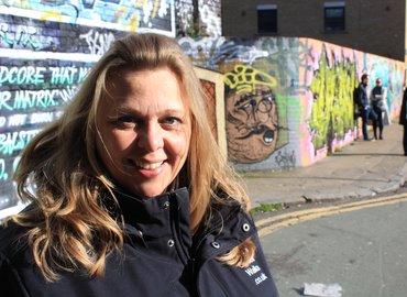 Street Art Tour around Shoreditch
