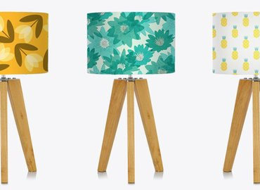 Make a Lampshade with Suzie Kemner