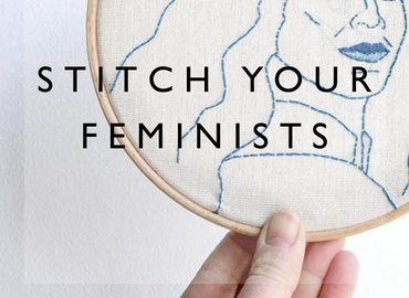 Join a Feminist Embroidery Crafting Workshop
