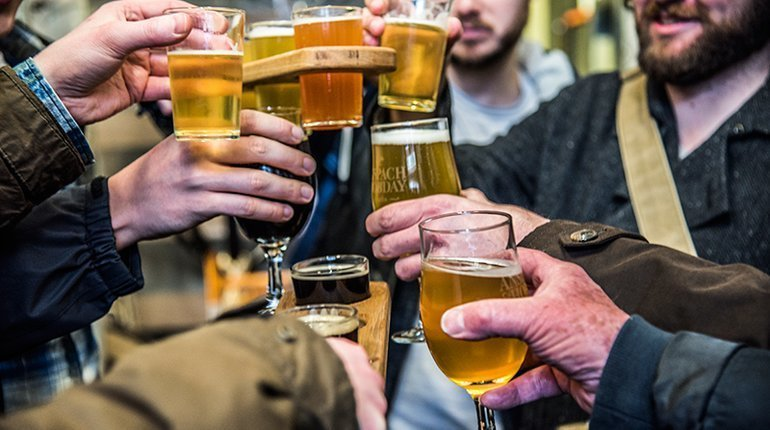 The Bermondsey Beer Mile Tasting Tour