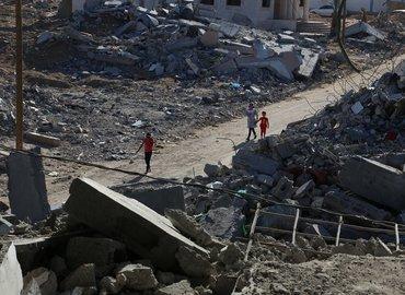 LDN Talks @ Night   Gaza - Behind the Wall
