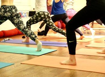 Flow & Glow Yoga Brunch
