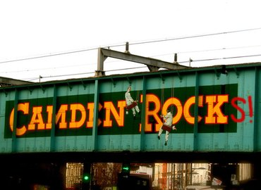 Camden Rock N Roll Tour