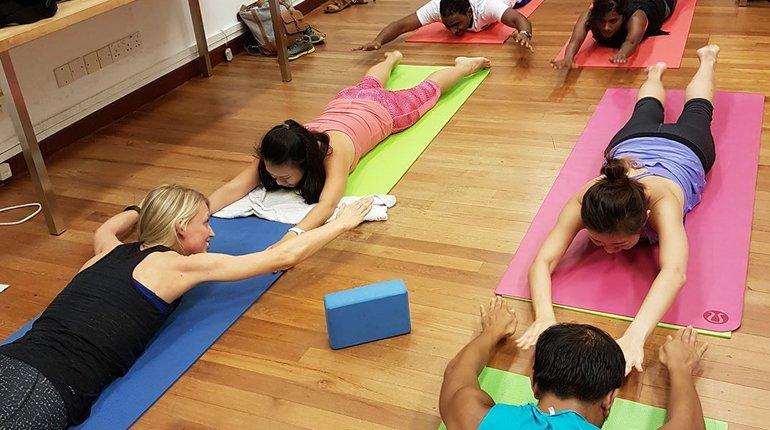Pilates Mat Class (Boat Quay)