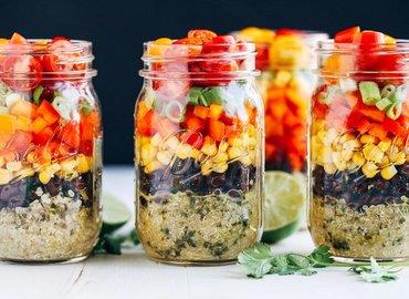 Salad Jar and Health Workshop!
