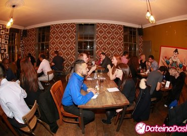 Speed Dating in Islington (Ages 24-36)