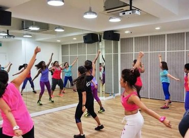 Bhangra Fit & Groove