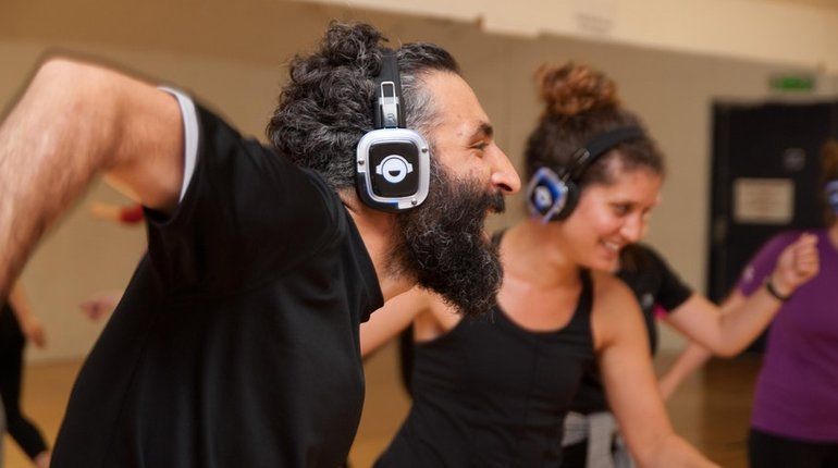 Nobody's Watching - Silent Disco Workout