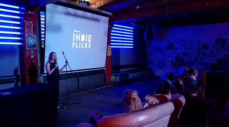 IndieFlicks Short Film Night (London)