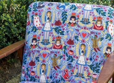 Beginners Upholstery - Sew a Box Cushion