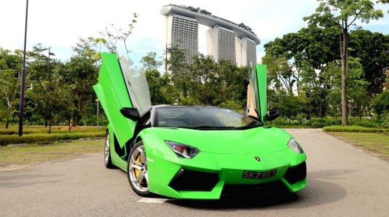 Lamborghini Aventador U2013 Best Super Car Experience!