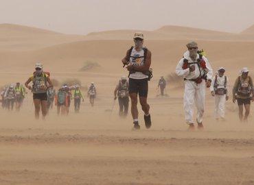 Bucket List Chats.TTB - Running the Sahara desert