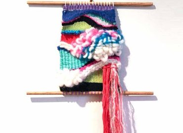 Tapestry Weaving with Colour