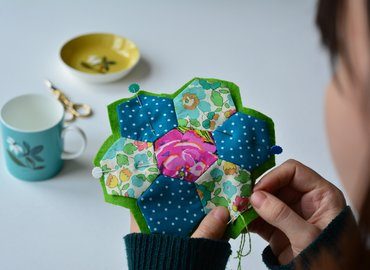 Learn Mindful Hand Quilting
