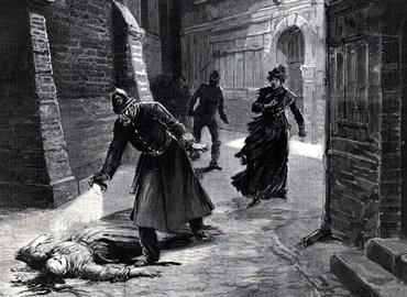 Dim Sum Talks | The Jack the Ripper Case