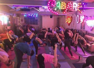Yoga Glow at God's Own Junkyard