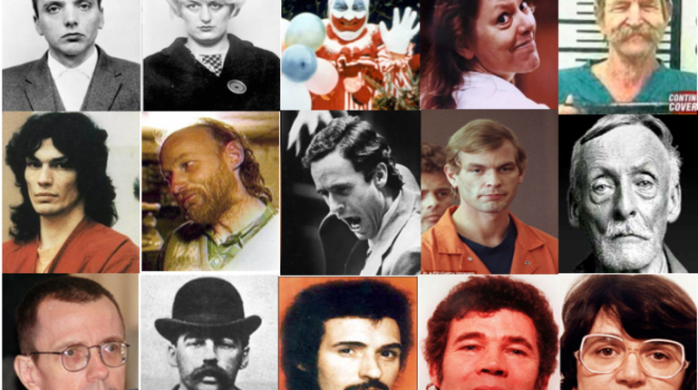 Image result for serial killers