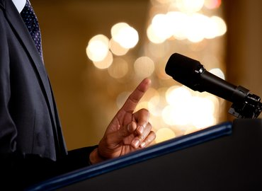 Fall in Love with Public Speaking