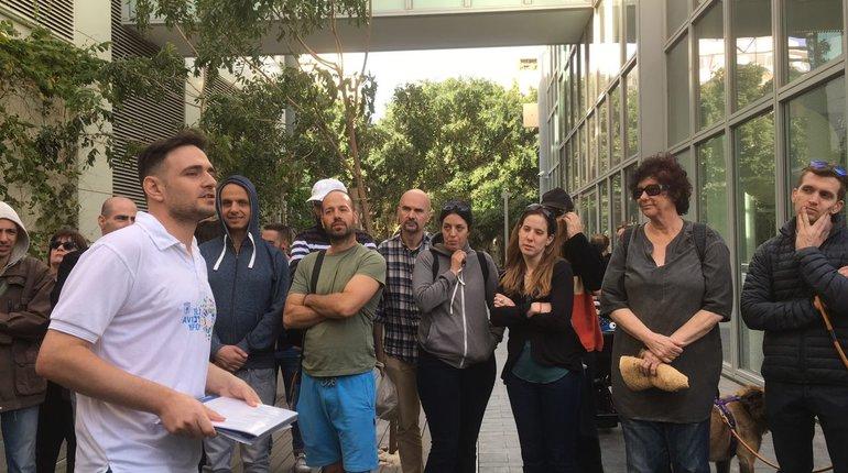 מהכיכר ועד הים - סיור התחדשות בדיזנגוף