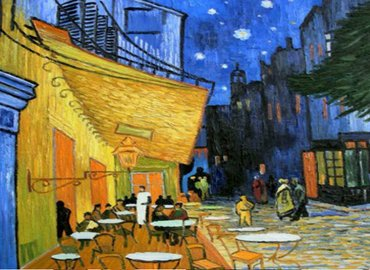 Paint like Van Gogh!