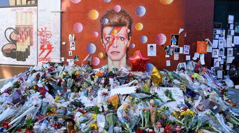 David Bowie Tribute Mary Martin London Fashion Show