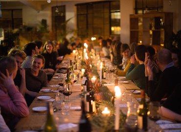 KinoVino Cinema-Supper Club with Masterchef Finalist