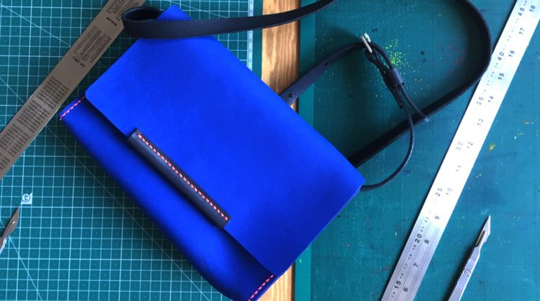 Create your own Leather Handbag