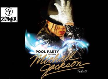Aqua Zumba Pool Party (Michael Jackson Tribute Night)