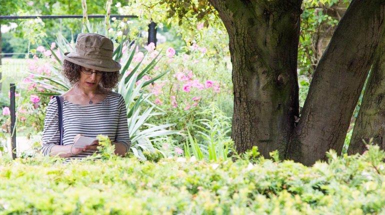 Secret Garden Haiku