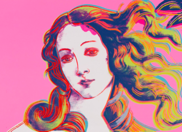 PopUp Painting: Paint Botticelli in Pop Art