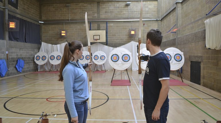 Learn How to Shoot like Robin Hood