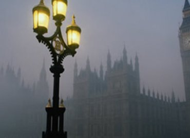 Haunted Halloween Tour of London