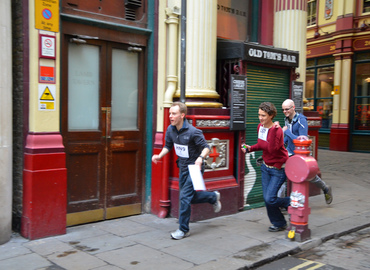 Play a Real Life Arcade Game in Soho