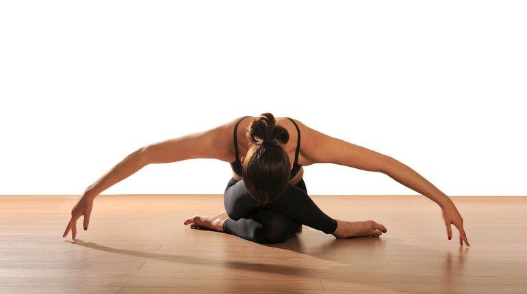 Relaxing Yin Yoga