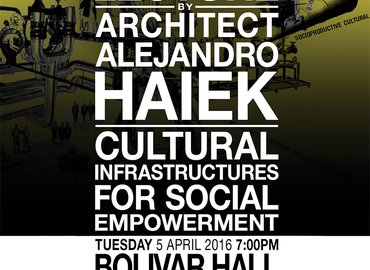 CULTURAL INFRASTRUCTURES FOR SOCIAL EMPOWERMENT