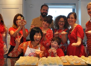 Step into Beijing and Learn to Make Dumplings