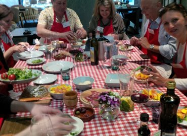 Learn Spanish Whilst Making Tapas- Surrey