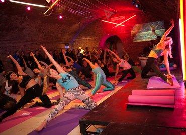 Yoga Supper Club X VOGA