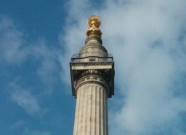 A Most Lamentable Fire -  Great Fire of London Walk