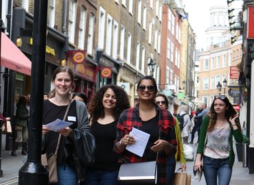 West End Theatreland Treasure Hunt